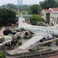 ベトナム軍と戦争の歴史を知るなら外せない「ベトナム軍事歴史博物館」
