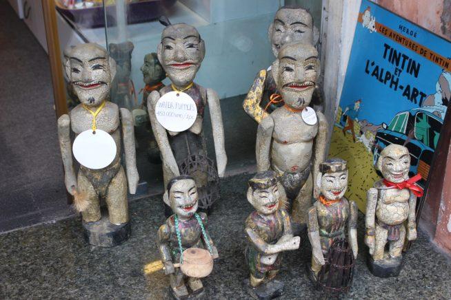 ベトナムらしい人形