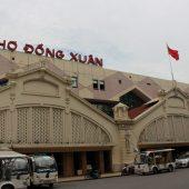 ドンスアン市場(Chợ Đồng Xuân)