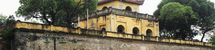 ハノイ街中の世界遺産「タンロン遺跡」を見に行こう!