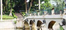 ハノイ動物園も、スワンボートも、アトラクションも楽しめる「トゥーレ公園」が超おすすめ