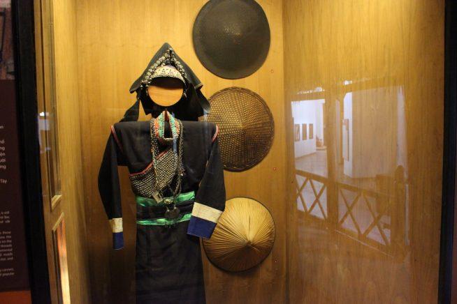民族の衣装