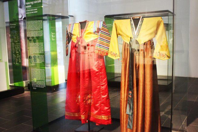 韓国の伝統衣装ハンボク