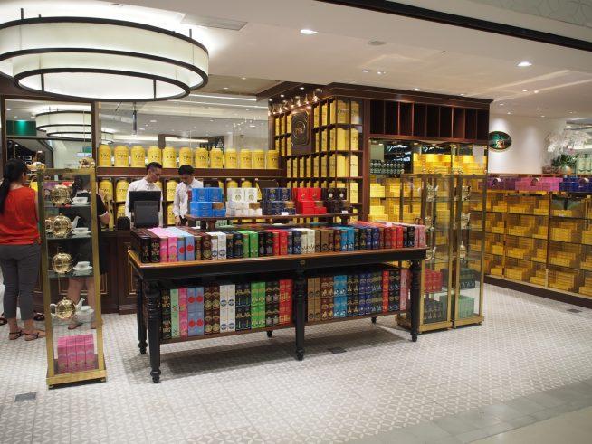 TWG Tea Boutique