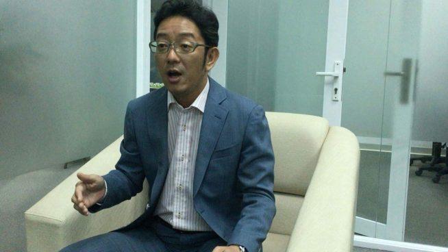 IVS代表取締役 浅井崇氏さん