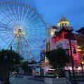 アジア各国の雰囲気が味わえる遊園地「アジアパーク」