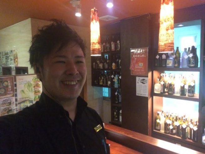 居酒屋しょうき 岡田真彦さん