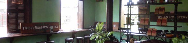 ホイアンでのんびりと時間を過ごすのに最適な「3大コーヒーロースタリー」を紹介