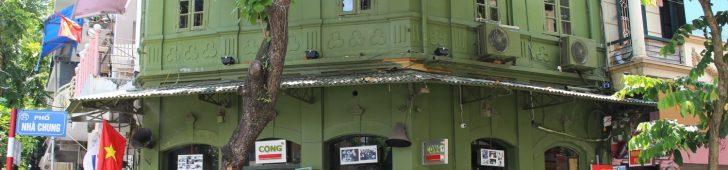 Cộng cafe – Nhà Chung