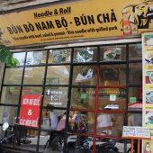 Bun Bo Nam Bo- Bun Cha
