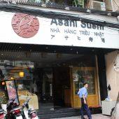 アサヒ寿司 (Asahi Sushi )