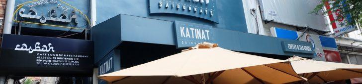 Katinat Saigon Cafe – Nguyen Du