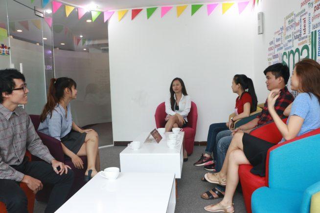 Talk Talk Room