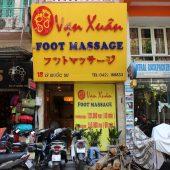 ヴァン・スアン・フット・マッサージ(Vạn Xuân Foot Massage )