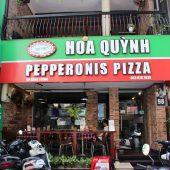 ホアクイン・ペッパーロニスピッツァ(Hoa Quỳnh Pepperonis Pizza )