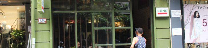 Cộng Cafe – Triệu Việt Vương