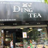 ディンティー・ダオタン店(Ding Tea - Đào Tấn )