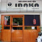 いなか・レストラン(Nhà hàng Nhật Bản Inaka)