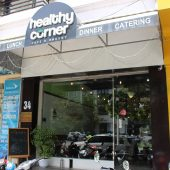 Healthy Corner Cafe & Bakery