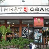 大坂ラーメン・レストラン(Mì Nhật Osaka )
