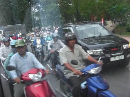 ベトナムの大気汚染