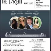 コンサートのお知らせ【THE DREAM-Journy of Film Music】