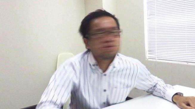 「顔出しはやめてください!」と顔を振り出しはじめる水嶋さん