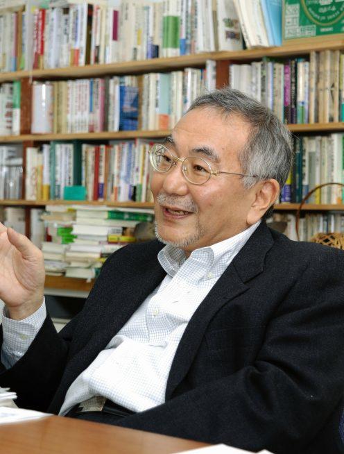 日本オリエンテーション 松本勝英さん