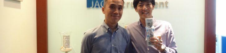 ベトナム・ホーチミンで働く日本人~JAC Recruitment Vietnam 社会人インターン 村田吉和さん~