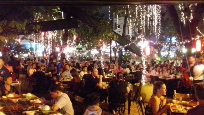 Barbecue Garden Restaurant