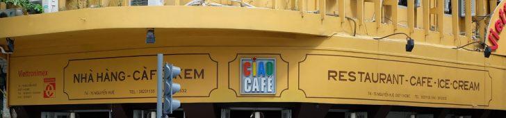 チャオカフェ(Ciao Cafe)