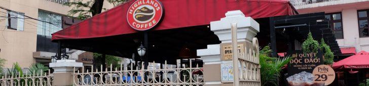 Highland Coffee – Nhà hát thành phố