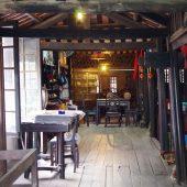 フーンフンの家(Nhà cổ Phùng Hưng )