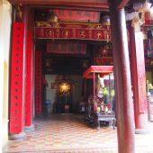 クアンコン廟(Quan Công Miếu)
