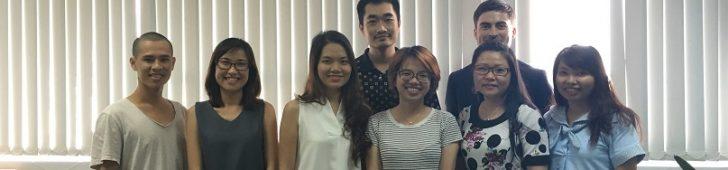 ベトナム・ホーチミンで働くフランス人~ITP&CREASIA CO.,LTD. ダミアン・バザンさん~
