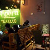ホーチミンで深夜の作業に使える24時間営業のカフェ