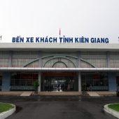 キエンジャンバス停(Bến xe Kiên Giang )