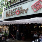 ザ・コーヒー・ファクトリー(The Coffee Factory - 53H Nguyen Du)
