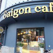 サイゴンカフェ・グエンタイホック店(Saigon Cafe  Nguyen Thai Hoc )