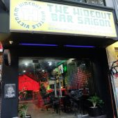 ザ・ハイドアウト・バー・サイゴン(The Hideout Bar Saigon)