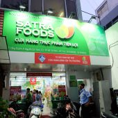 サトラ・フーズ(Satra Foods - Cống Quỳnh)