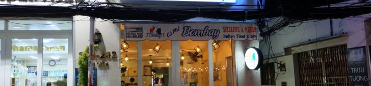 Cafe Bombay