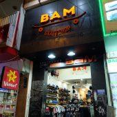 バム・スケートショップ(Bam Skateshop)
