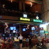 ドンキーレストラン&スポーツバー(Donky Restaurant and Sport Bar)