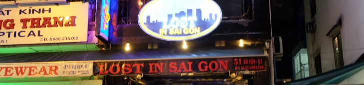 Lost In Saigon