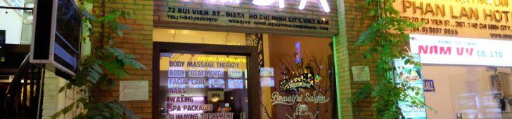 Beautiful Saigon Spa