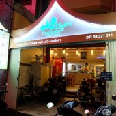コリアンダー・レストラン(Nhà hàng Ngò Rí Coriander )