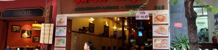 Sa Sa Cafe