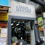 サイゴン・スケート・ショップ(Saigon Skateshop)