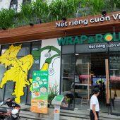 ラップ&ロール・ ヒントゥックカン店(Wrap & Roll - Huynh Thuc Khang )